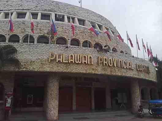palawan provincial capitol